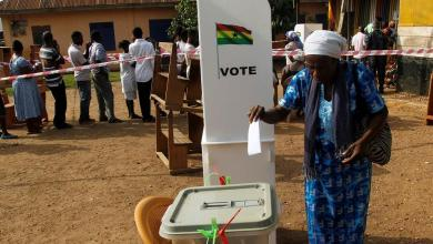 Photo of Election 2020: 109,557 persons voting today