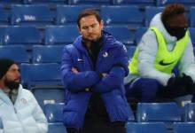Frank Lampard won 28 of his 57 Premier League games in charge of Chelsea