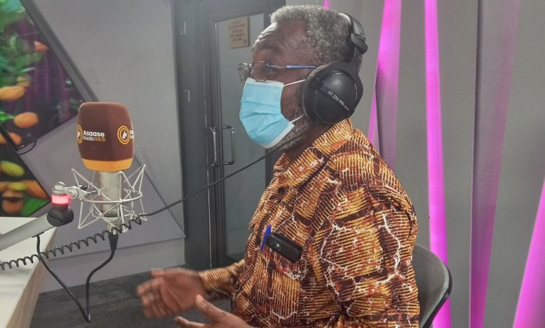 Dr Anthony Nsiah Asare