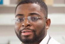 Dr Justice Boakye Appiah, medical practitioner, clinical research fellow and immunovaccinologist,