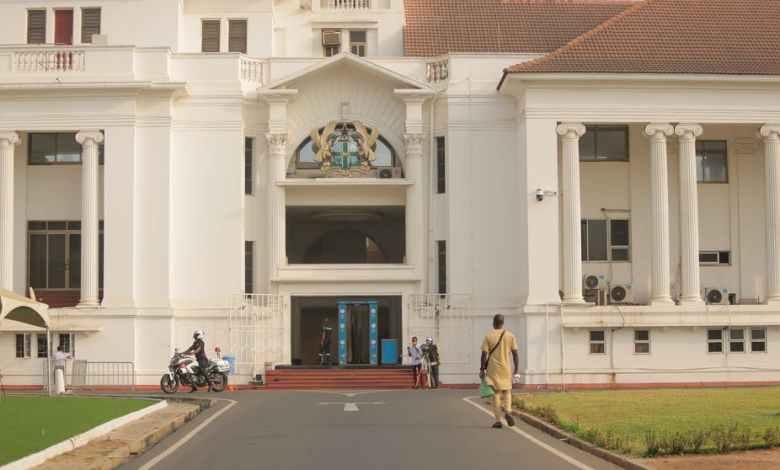 Ghana's Supreme Court plays a key role in election disputes. Nii Darku Otoo/CitiNewsroom