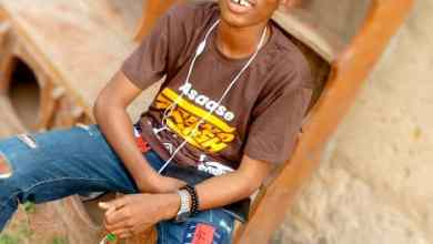 Ignatius Kyeremeh, young artist