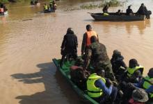 Soldiers on water bodies to stop galamsey