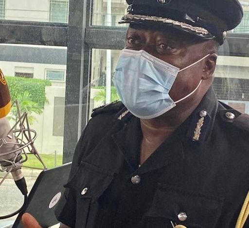 ACP Kwesi Ofori, Ghana Police Service