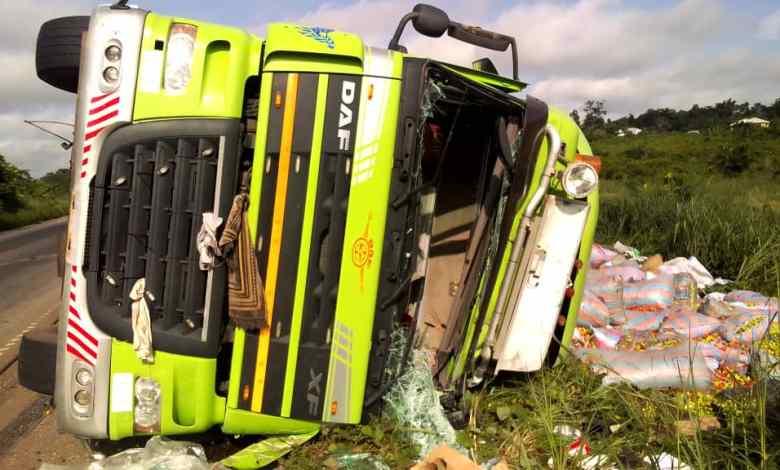 Ohene Nkwanta Accident