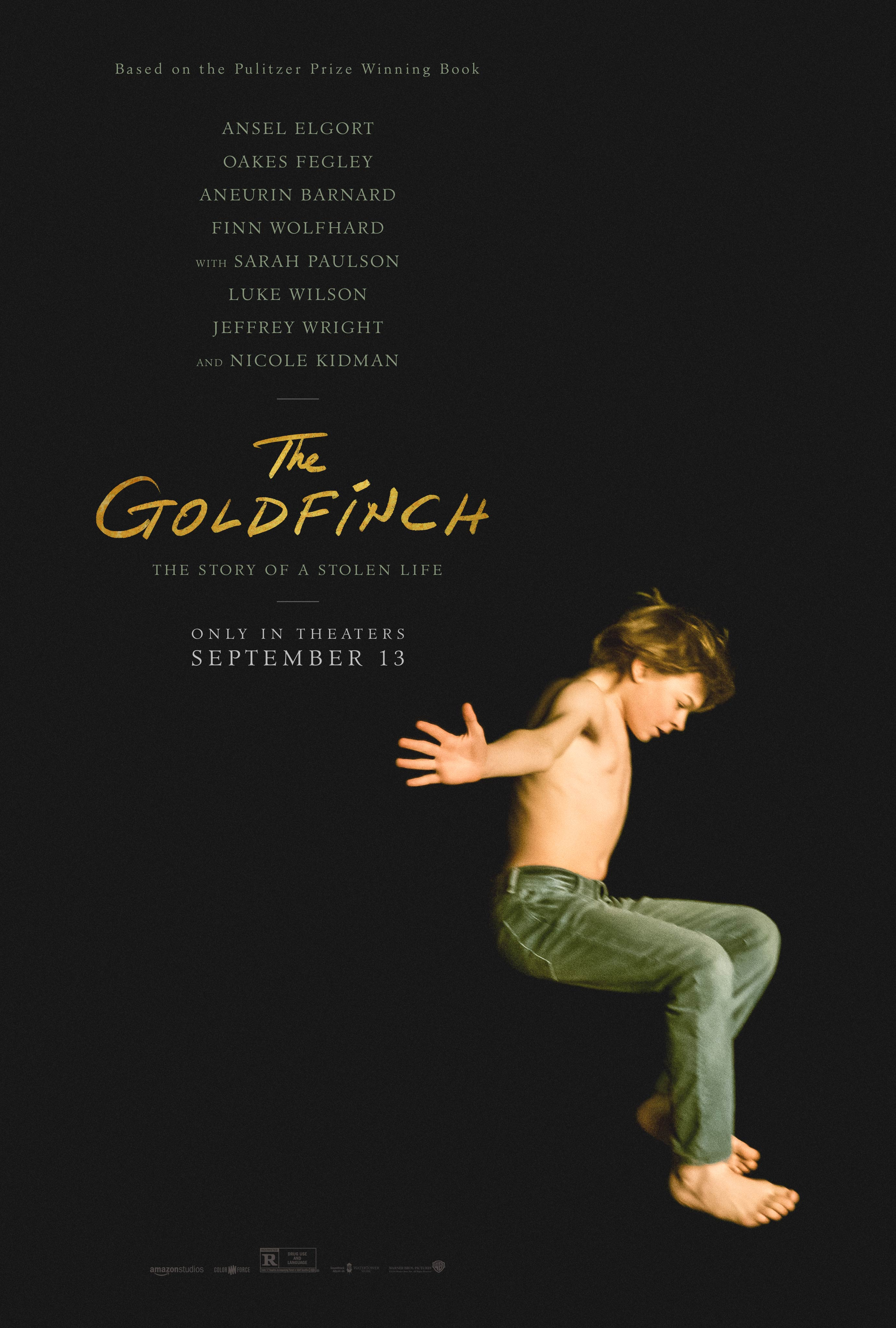 NEW MOVIE: The Goldfinch