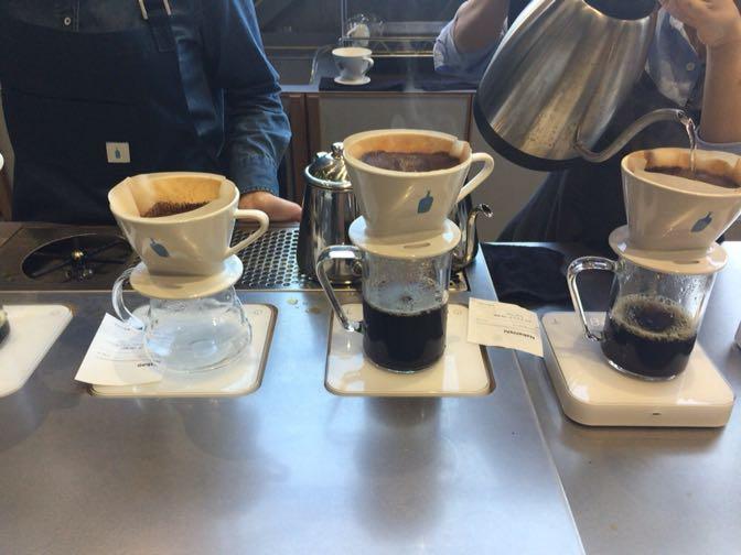 BLUE BOTTLE COFFEEのコーヒー