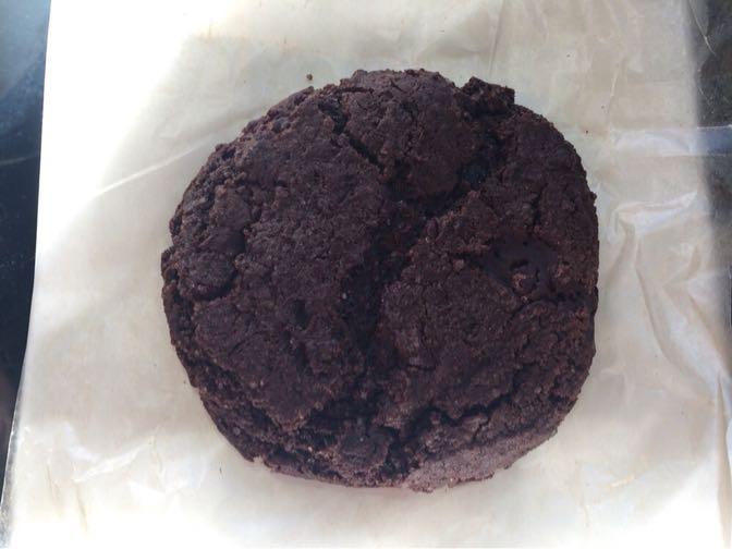 ダブルチョコレートクッキー