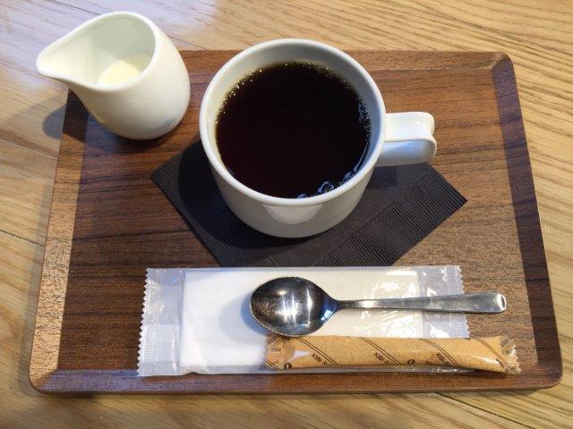 fluxcafeのコーヒー