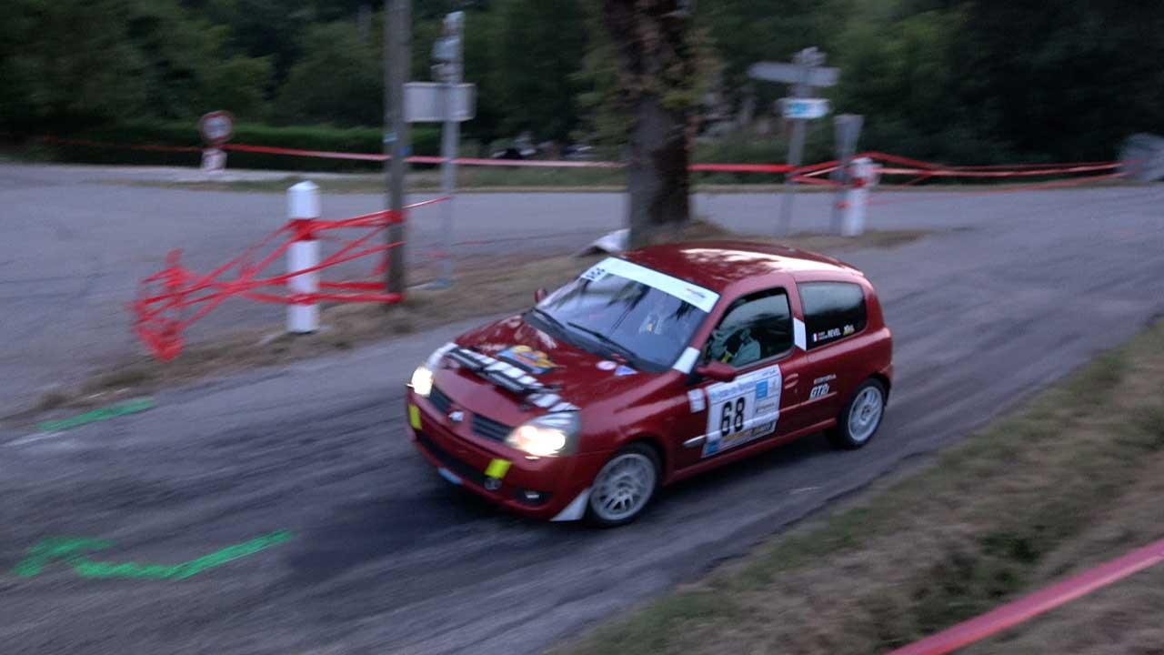 Gilbert et Christiane Revel Rallye au Paul Friedman 2019