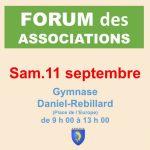 Forum des associations de Lentilly
