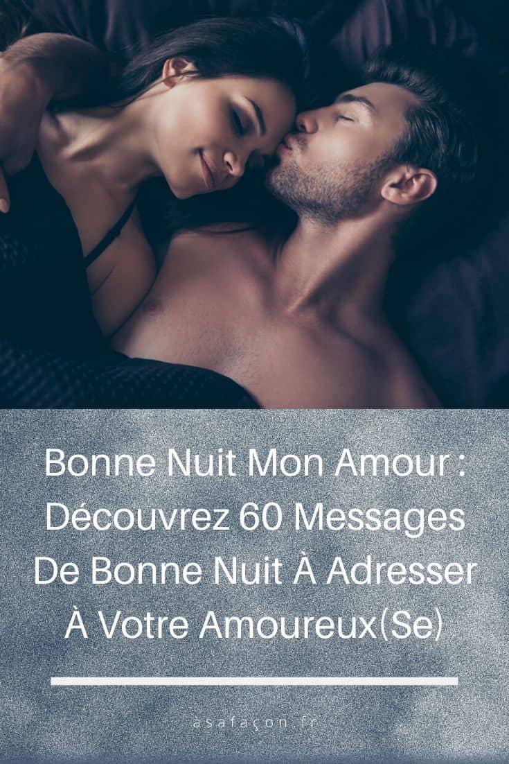 Dire Bonne Nuit Tendrement : bonne, tendrement, Bonne, Amour, Découvrez, Messages, Adresser, Votre, Amoureux(Se)