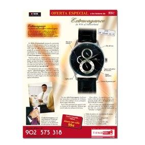 Página prensa Reloj