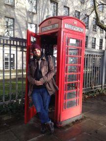 londres telephone 2