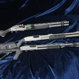 3 Tactical Shotguns by ASA