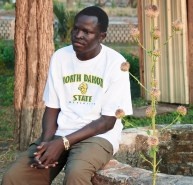 Joseph Akol Makeer remembers his childhood in this village before the war. This well was once in active use, but when the villagers returned after the war, they found the skeletons of their tribesmen who had been thrown into the well and left to die by the soldiers sent from the North.