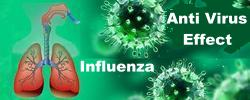 Antivirus Effect of Asaigermanium on Influenza Virus