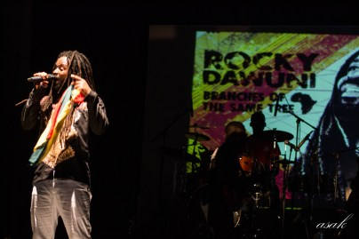Rocky Dawuni Performing at Alliance Française