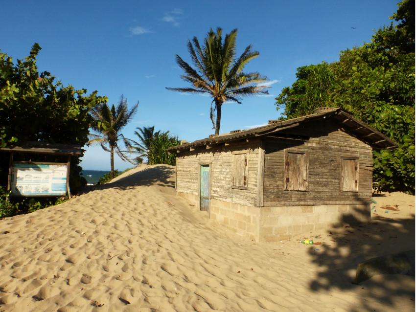 Santa Rosa de Aguan - Comunidad Garifuna