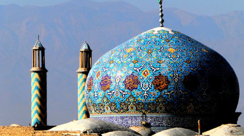 Que ver en Iran - Ciudad de Yadz