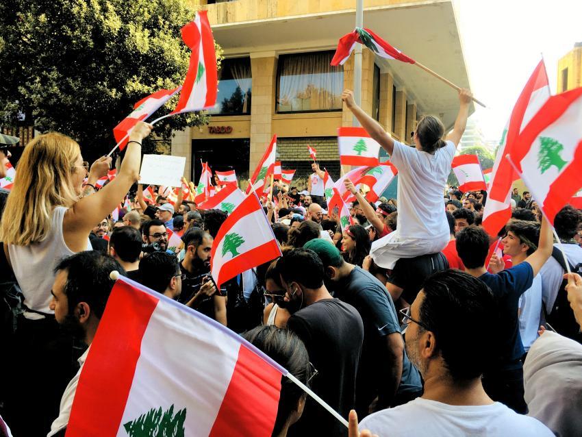 Thawra en Beirut