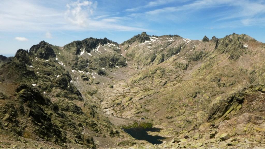 Sierra de Gredos -  Desde Morezón