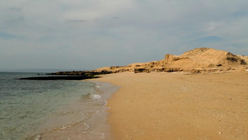 Playa de Hengam