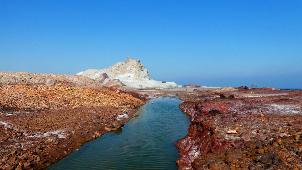 Colores de Hormuz