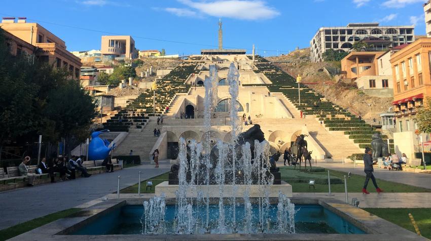 Complejo Cultural Yerevan