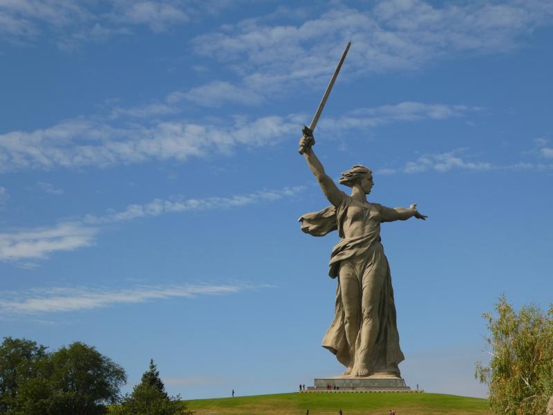 Volga, Volgogrado