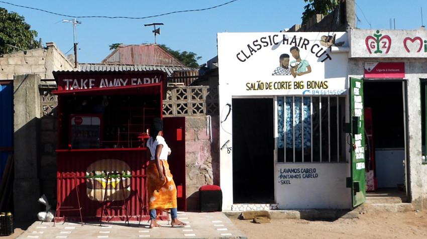 Maputo - Mafalala