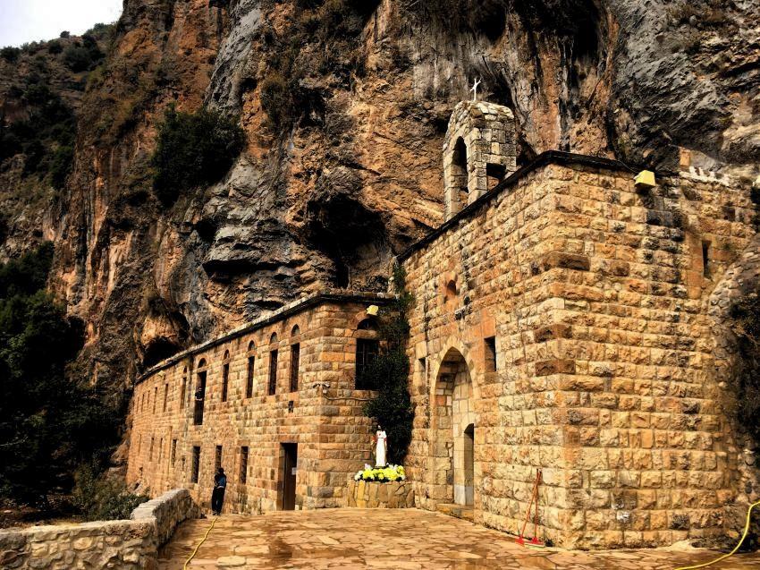 Monasterio Qadisha Valley