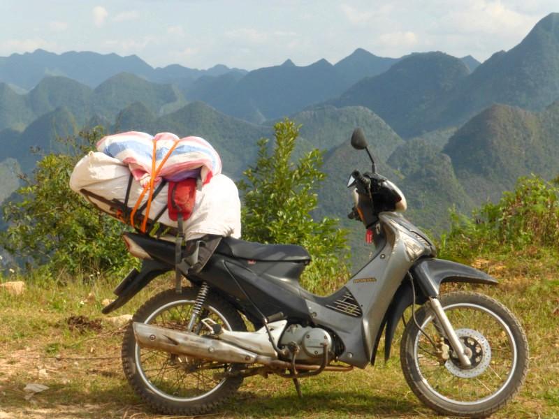 Moto vietnam - ha giang