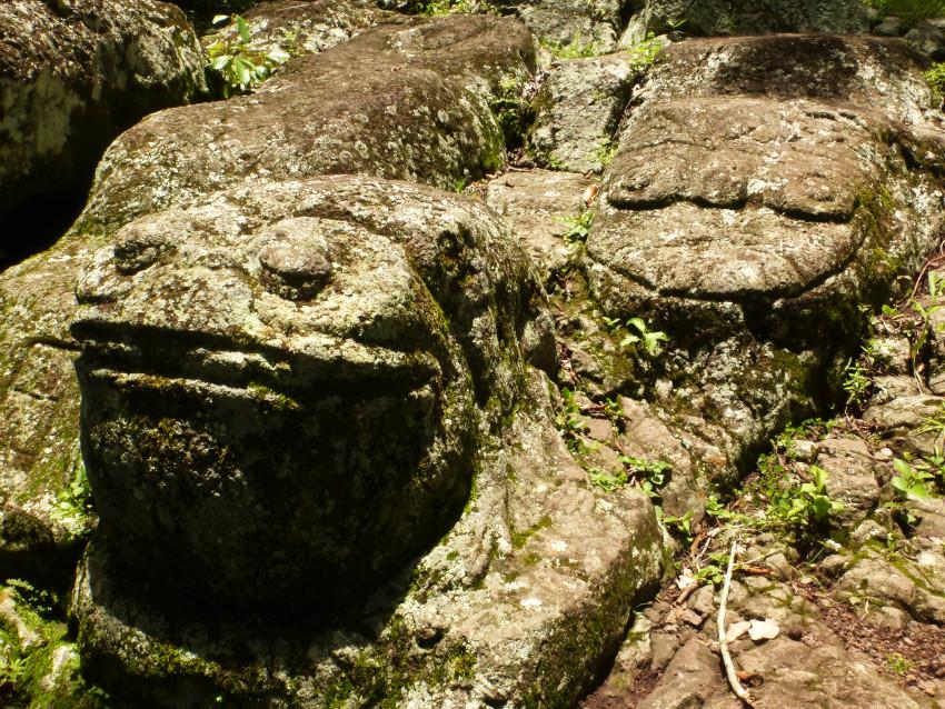 Los Sapos - Copán Ruinas