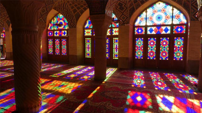 que ver en iran - Shiraz