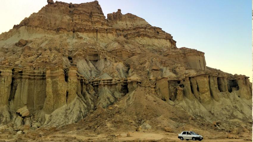 turismo en iran mujeres - Tandis Valley - Qeshm