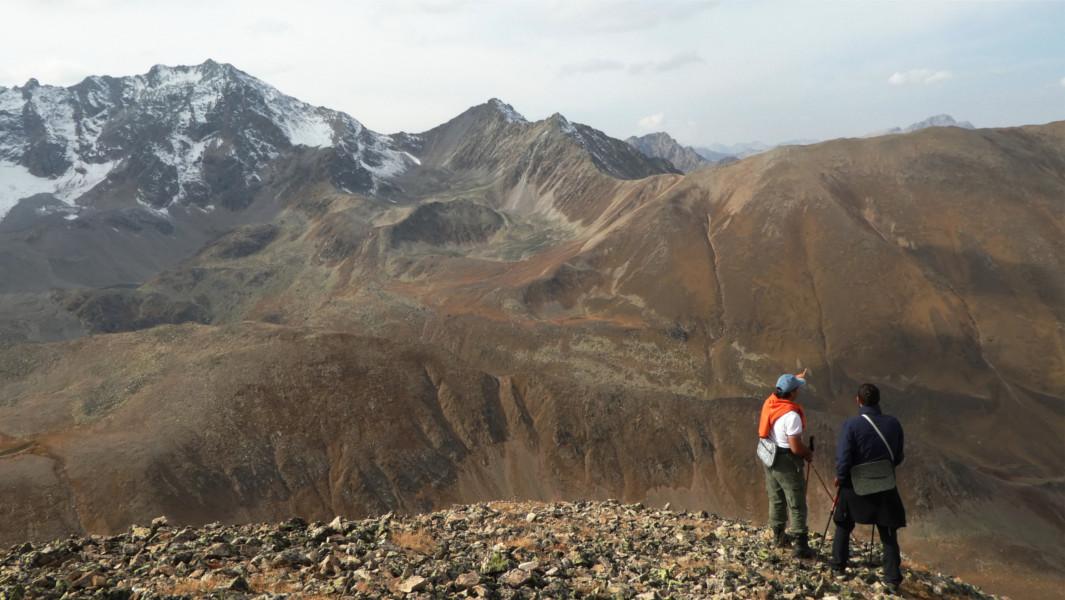 Trekking Caucaso Ruso - Teberda Bielais Panakha - 1