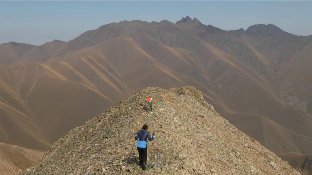Trekking Caucaso Ruso - Teberda Bielais Panakha - 2