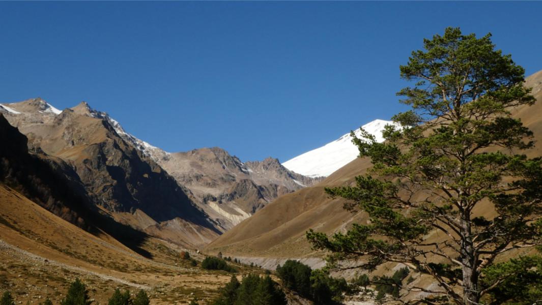 Trekking Caucaso Ruso - Elbrus - Irik 2