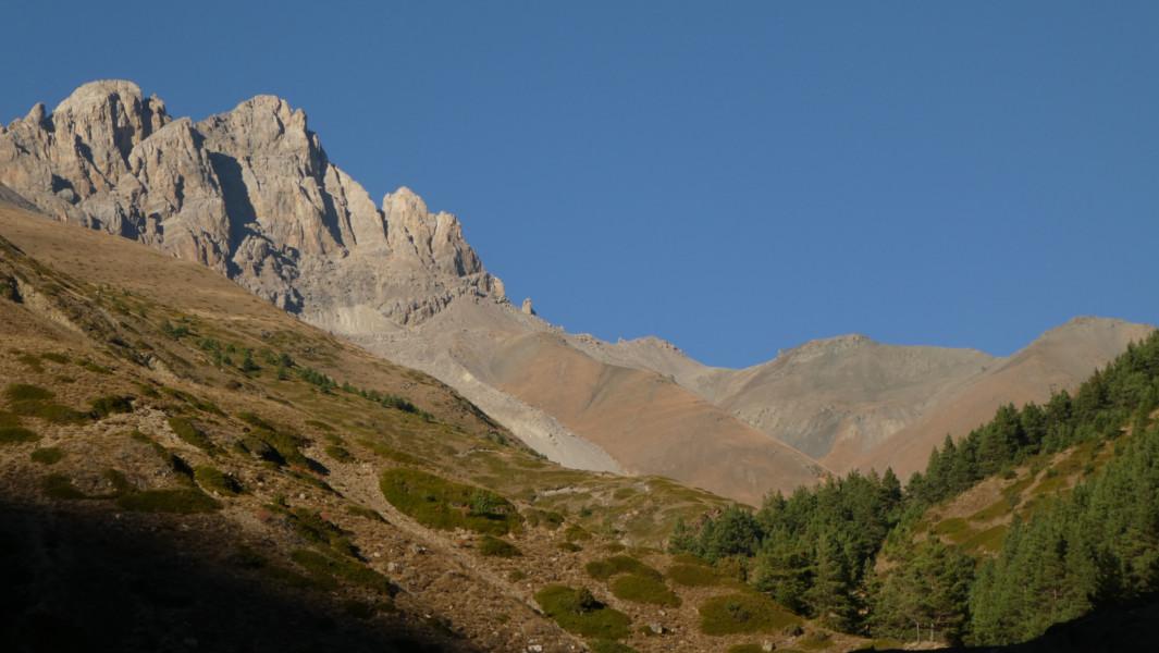 Trekking Caucaso Ruso - Elbrus - Irik 3