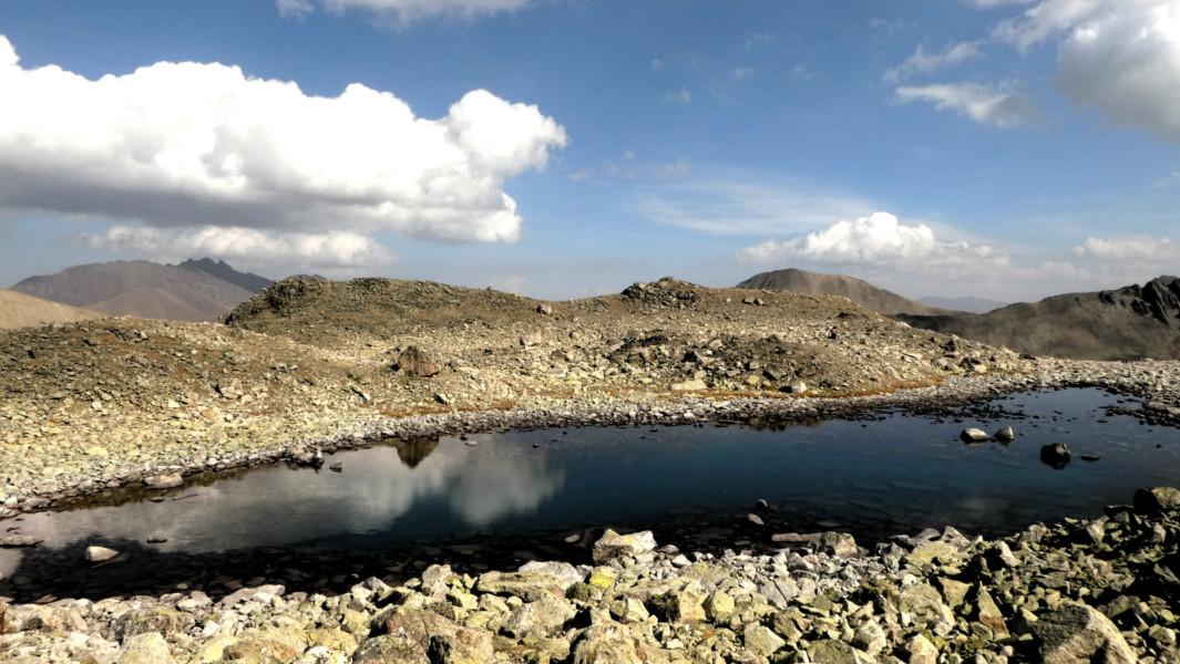 Trekking Caucaso Ruso - Lago 2 - RED