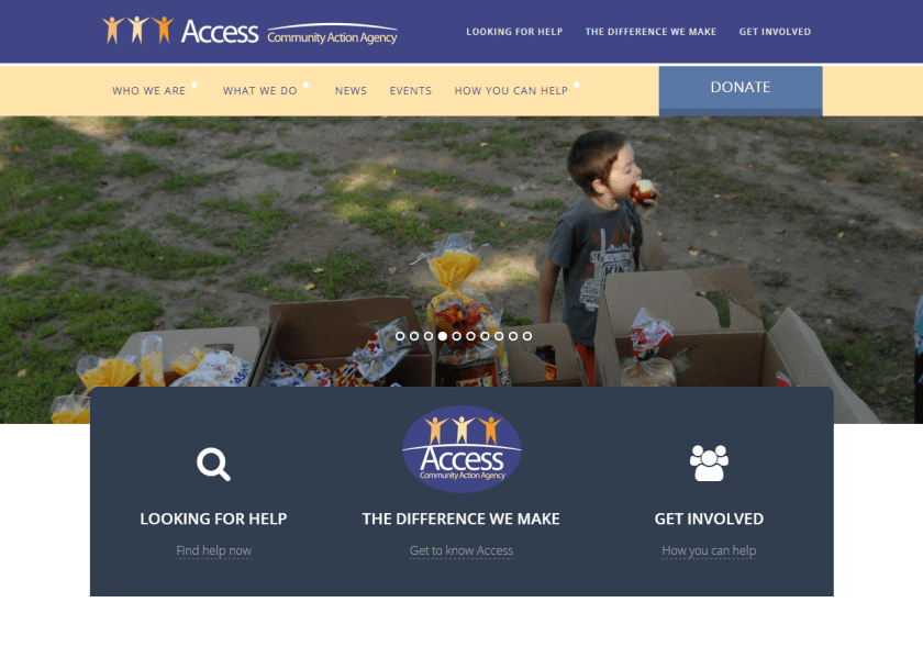 accessagency.org - HOME