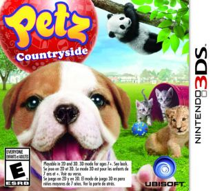 Petz 3DS Countryside.::. Ubisoft