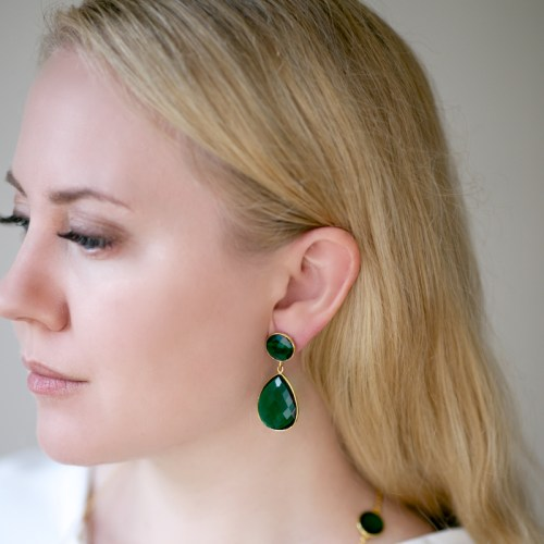 Mary Golden Emerald Person