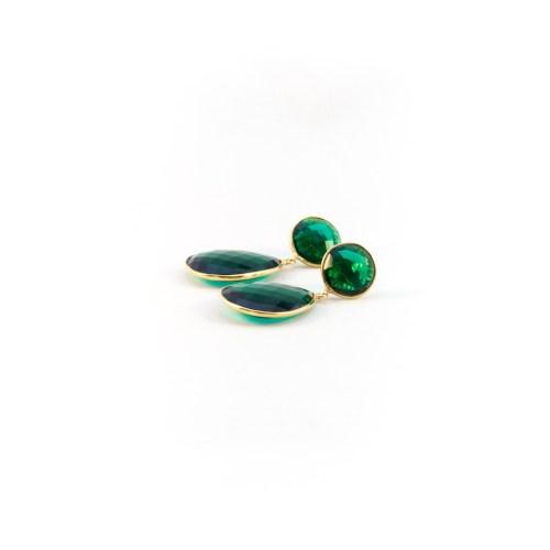Mary Golden Emerald liggande