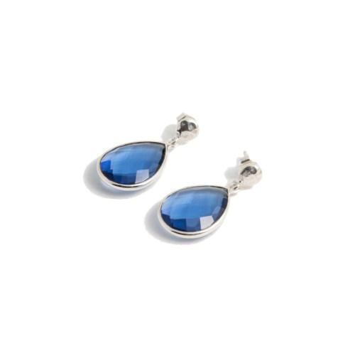 Örhängen - Saga Silver Bleu