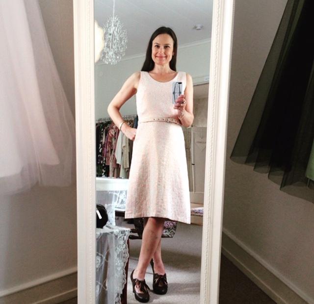 Isadora vacker klänning