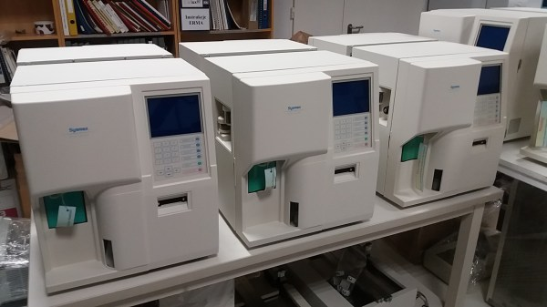 Sysmex Hematology Analyzer System - Year of Clean Water