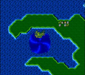 ファイナルファンタジー4 攻略 魔導船