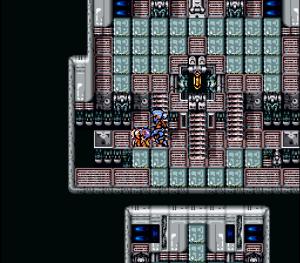 ファイナルファンタジー4 攻略 制御システムとの戦い